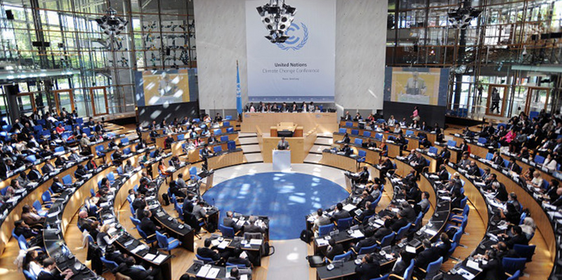 Les négociations sur le climat reprennent à Bonn