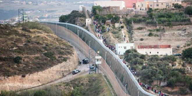 Le Maroc empêche l'entrée de 300 migrants à Melilia
