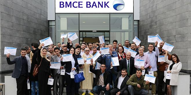 Jeunes entrepreneurs : BMCE fête la 1re promo