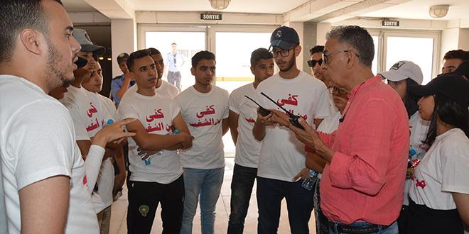 Football : Le Hassania d'Agadir innove