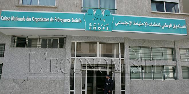 CNOPS : des millions de dossiers maladie traités en 13 ans