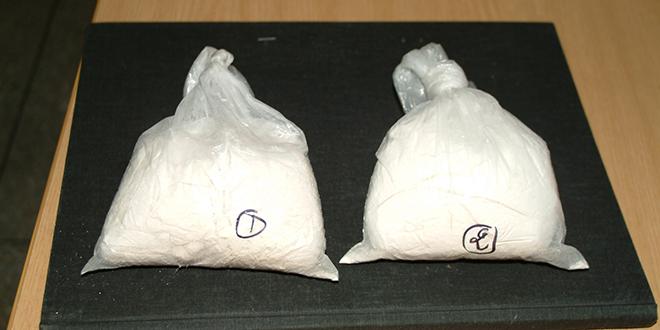 Cocaïne : Grosse saisie du BCIJ