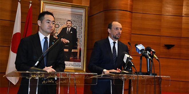 Le Maroc et le Japon scellent trois accords
