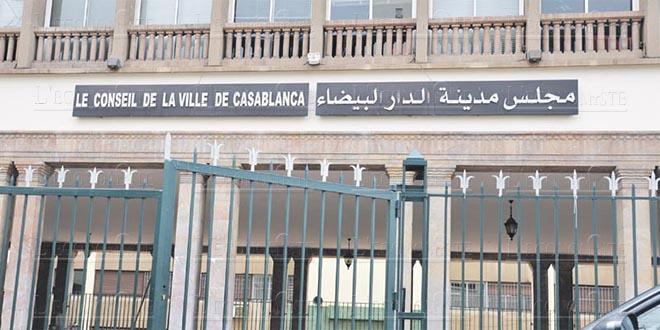 Casablanca adopte plusieurs conventions et projets de développement