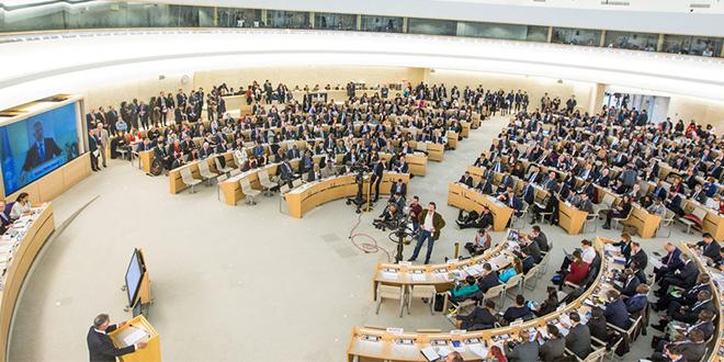 Conseil des droits de l'homme: Le Maroc candidat