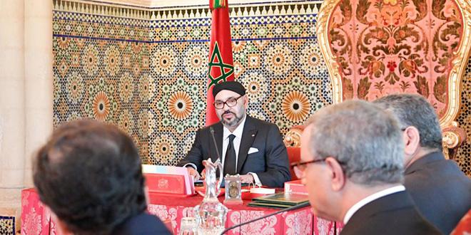 Conseil des ministres : Deux textes approuvés