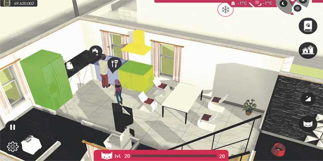 Réduire sa consommation d'énergie grâce à un jeu vidéo