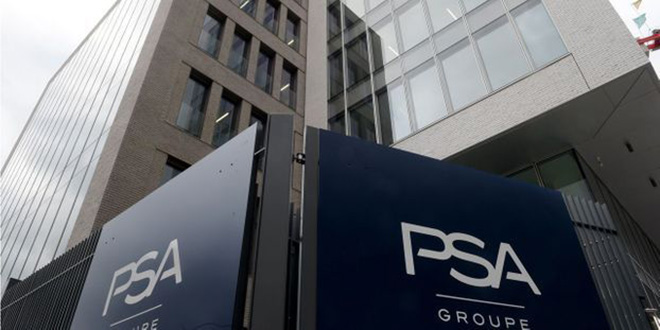 PSA réalise un nouveau record de ventes
