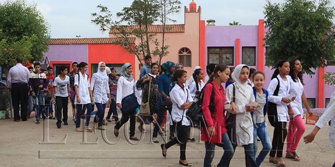 Coronavirus: Le MEN dément la fermeture des écoles