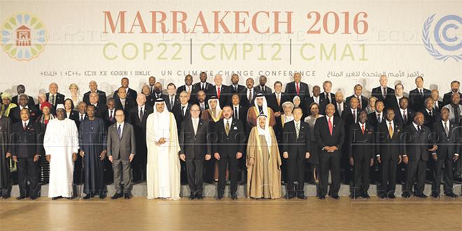 Réunion des ministres africains de l'Environnement