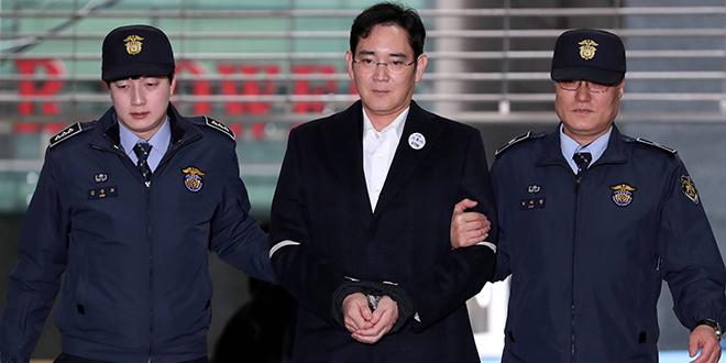 Corée du Sud : Du nouveau dans le scandale Samsung
