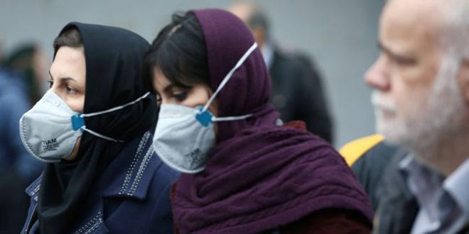 Covid-19: 63 nouveaux décès en Iran
