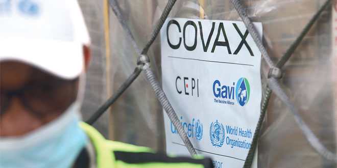 COVAX: Le Maroc reçoit la première allocation de vaccin anti-Covid