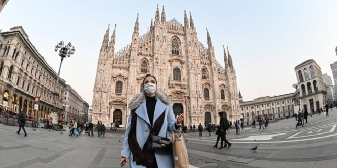 Coronavirus: Mesure inédite en Italie