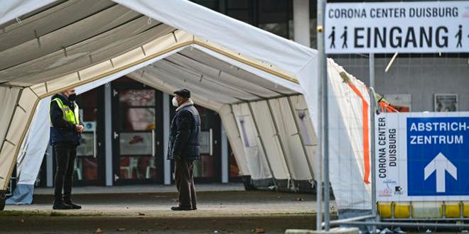 Allemagne : Plus de 60.000 décès dus au Covid-19