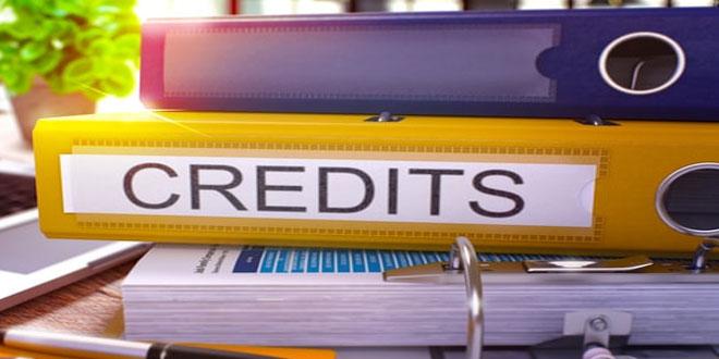 Crédit bancaire: L'encours en hausse de 3,7% à fin juin