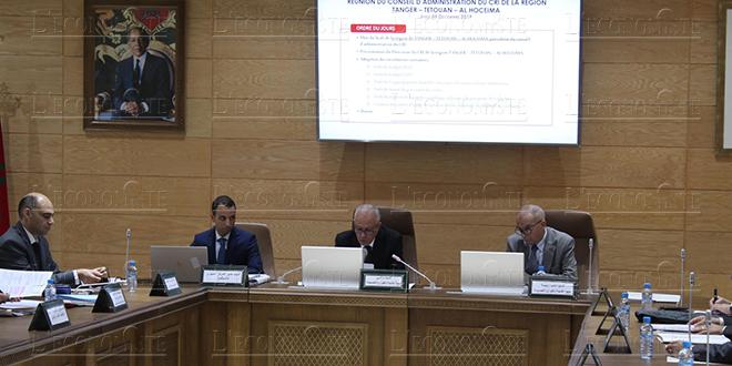 Tanger : Le CRI entame son service