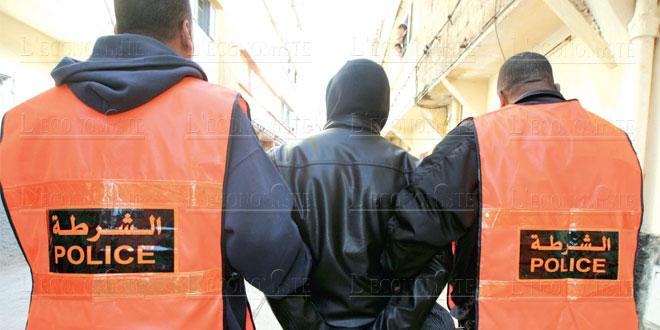 Criminalité : Une bande de 8 personnes déférée à Casablanca