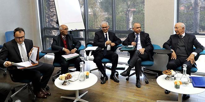 CSMD : l'essentiel des séances d'écoute avec le PJD, l'USFP et le PI