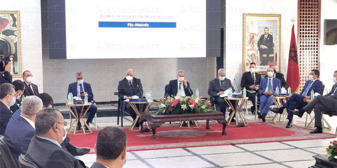 Fès-Meknès: 800 recommandations pour relancer l'économie