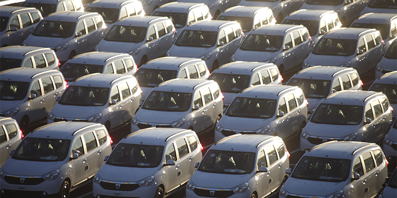 Ventes auto : L'indétrônable Dacia