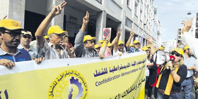 La CDT appelle à une grève générale le 20 juin