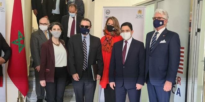 Coopération Maroc-USA: La plateforme Dakhlaconnect lancée