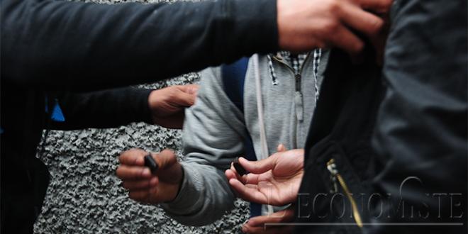 Criminalité : Hausse de 25% des arrestations près des écoles