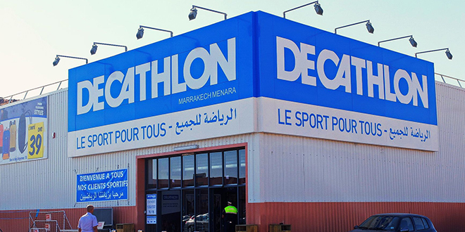 Nouvelle offre de souscription à Decathlon