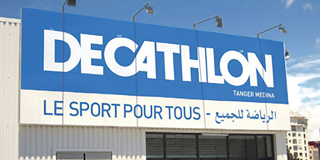 Logistique : Decathlon inaugure son hub tangérois