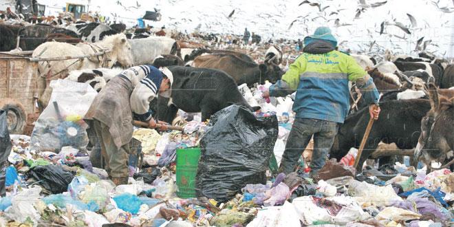 Gestion des déchets: A Casablanca, la société civile veut s'impliquer