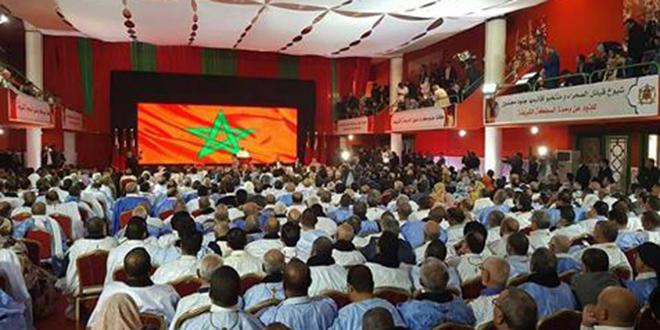 Sahara : À Laâyoune, les partis s'unissent pour la cause nationale