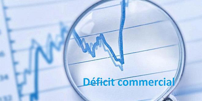 Hausse du déficit commercial à fin juin
