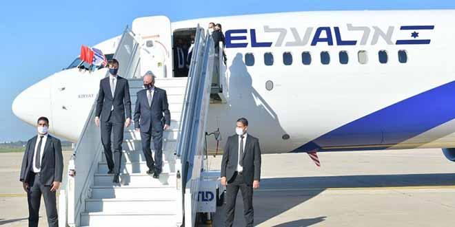 Visite au Maroc d'une délégation américano-israélienne de haut niveau