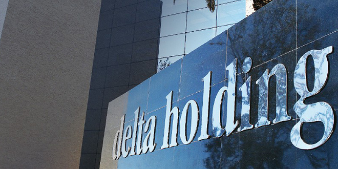 Delta Holding améliore son chiffre d'affaires