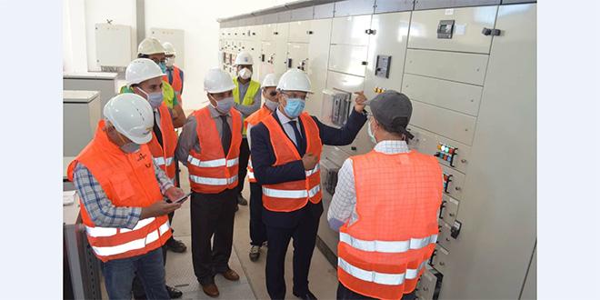 Dessalement de l'eau de mer: L'usine d'Al Hoceima testée avec succès