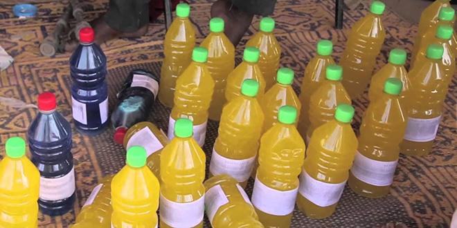 Fès: Grosse saisie de produits alimentaires et détergents contrefaits