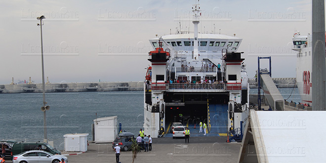 Détroit: Marseille connectée à partir de Tanger Med
