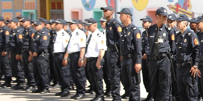 Recrutement à la police : La mise au point de la DGSN
