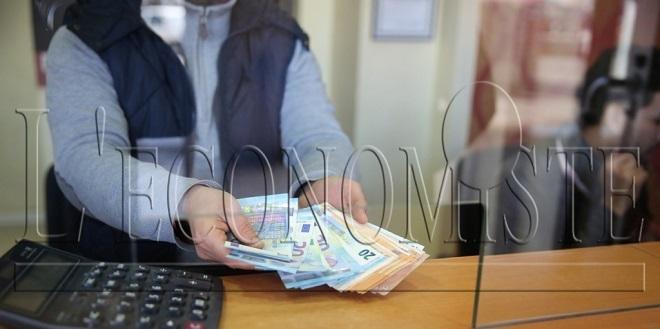 Légère baisse du dirham face à l'euro