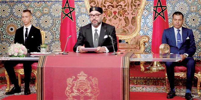 Fête du Trône: Intégralité du discours royal