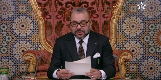 Marche verte: texte intégral du discours royal