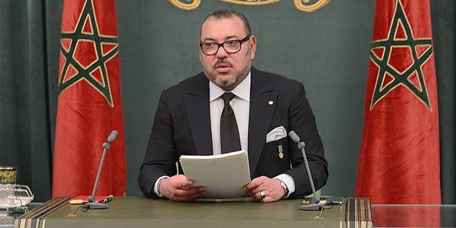 Le Roi préside la signature de conventions relatives au projet de fabrication au Maroc du vaccin anti-Covid19 et autres vaccins