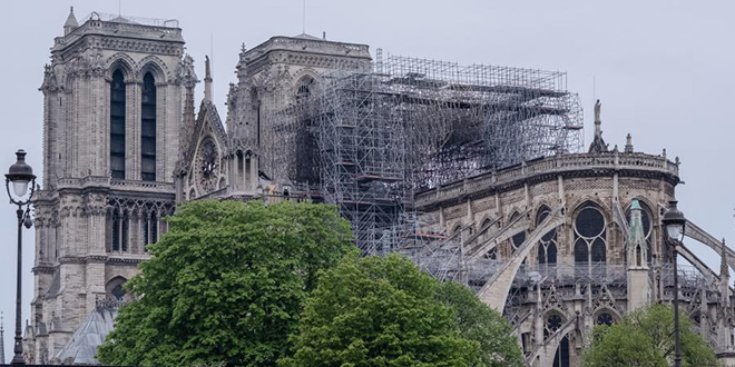 Notre-Dame : Le milliard d'euros de dons bientôt franchi