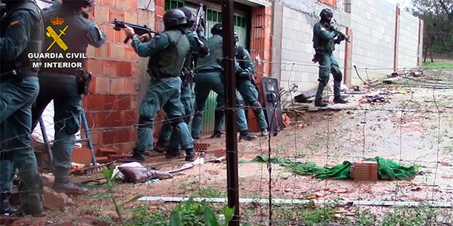 Espagne: démantèlement d'un réseau de trafic de drogue