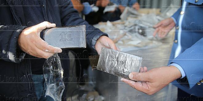Nador: La DGSN saisit plus de 5 tonnes de drogue
