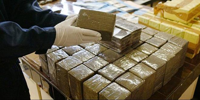 Kénitra: Saisie de plus de 2 tonnes de drogue