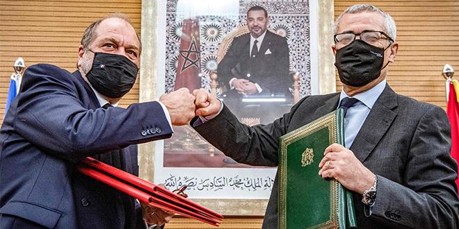 Mineurs non accompagnés: Le Maroc et la France signent une déclaration d'intention
