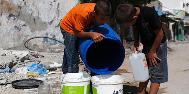 Dessalement d'eau de mer : Le Maroc prêt à appuyer Gaza