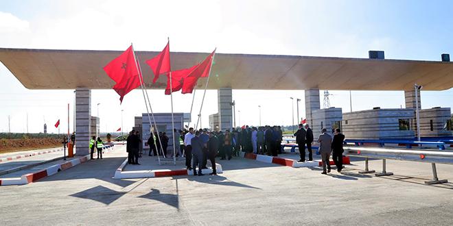 Tanger-Rabat: L'échangeur d'Oum Azza inauguré